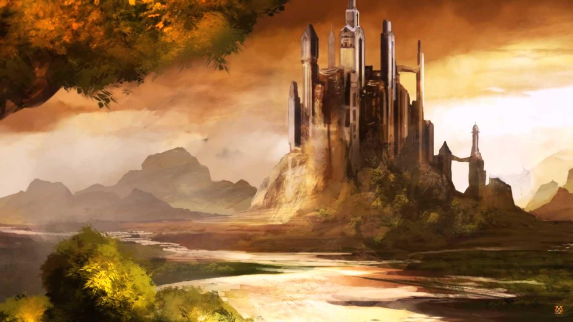 Screenshot Trine Enchanted Edition - Schloss