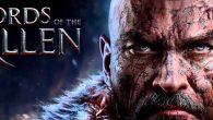 Startbildschirm von Lords of the Fallen