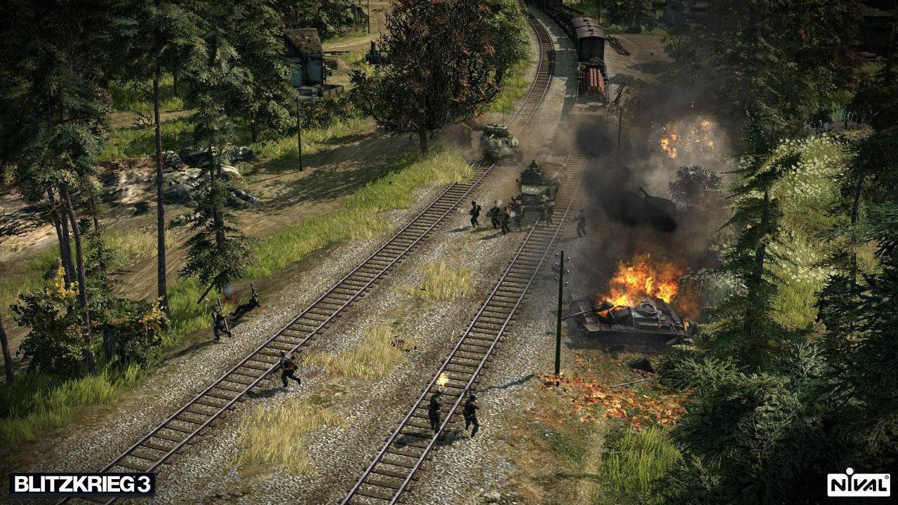Blitzkrieg 3 wird als Vollpreisspiel ca. 30 € kosten und soll gänzlich ohne Mikrotransaktionen auskommen (Quelle: http://de.blitzkrieg.com)