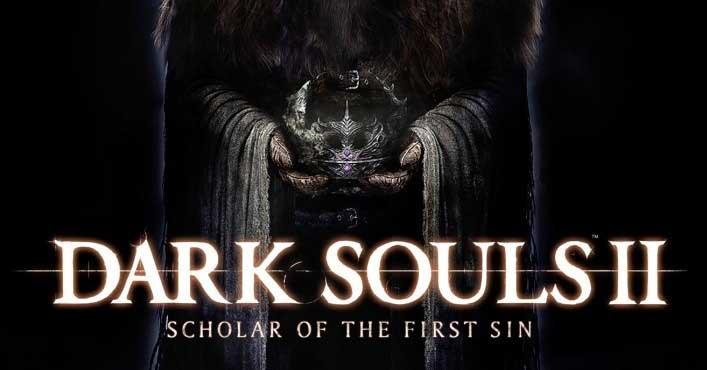 Dark Souls 2 - Scholar of the First Sin Schriftzug