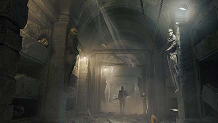 Preview zu Wolfenstein - The Old Blood - Beitragsbild