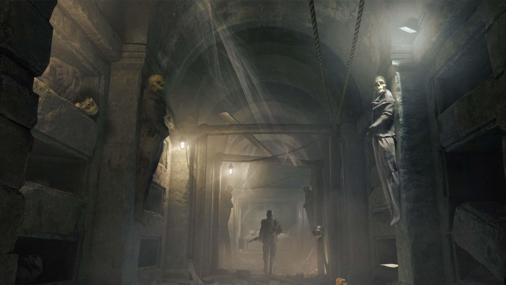 """Screenshot zu """"Wolfenstein - The Old Blood"""""""