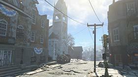 Screenshot Fallout 4 Stadt