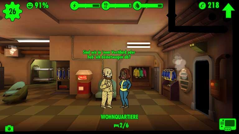 Fallout Neckischer Schlafanzug