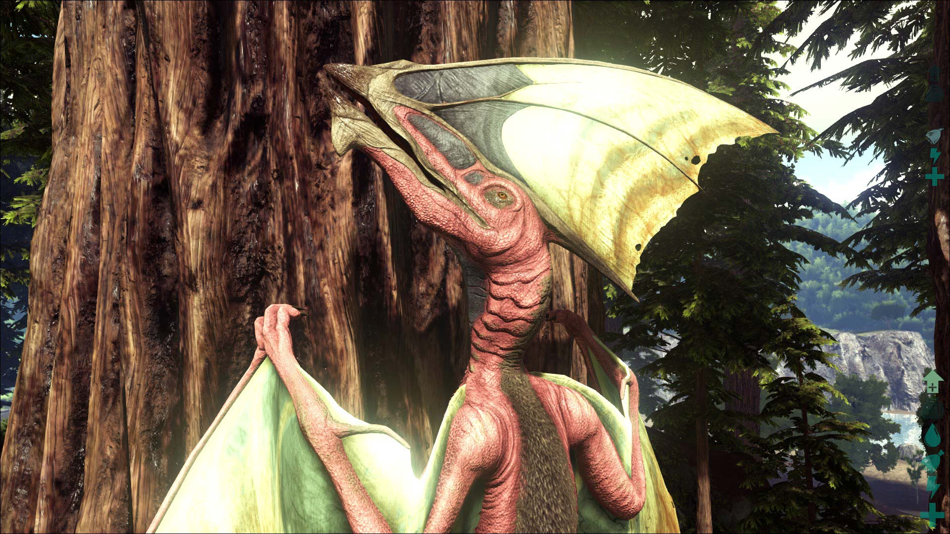 ARK Survival Evolved: Tapejara