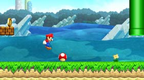 Screenshot vom Mobile Game Super Mario Run