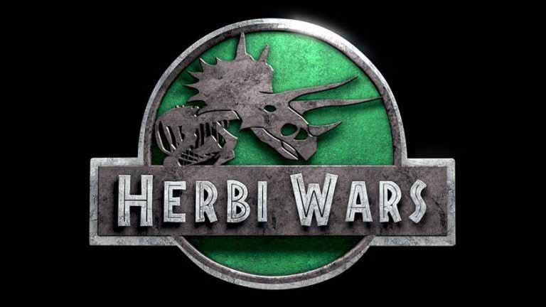 ARK Herbi Wars Logo von Ragna