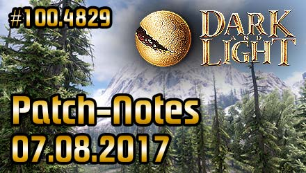 Dark and Light Patch 07.08.2017 Beitragsbild