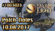 Dark and Light Patch 10.08.2017 Beitragsbild