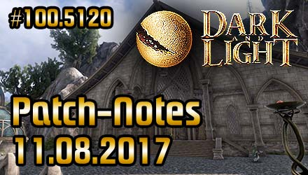 Dark and Light Patch 10.08.2017 Beitragsbild