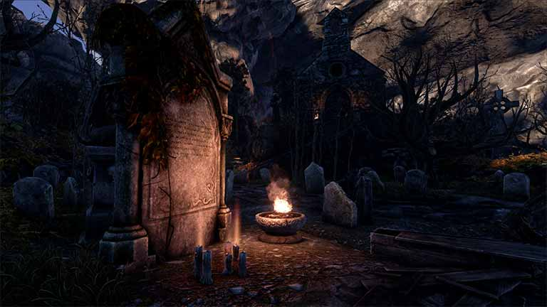 Dark and Light Patch Notes 07.08. - Friedhof auf Archos
