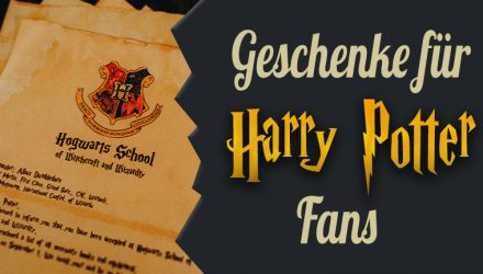 ZoS Gaming - Geschenke Harry Potter Fans
