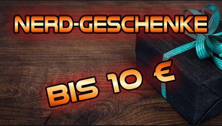 Nerd-Geschenke bis 10 €