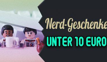 ZoS Gaming - Geschenke für Nerds, Geeks, Gamer unter 10 €