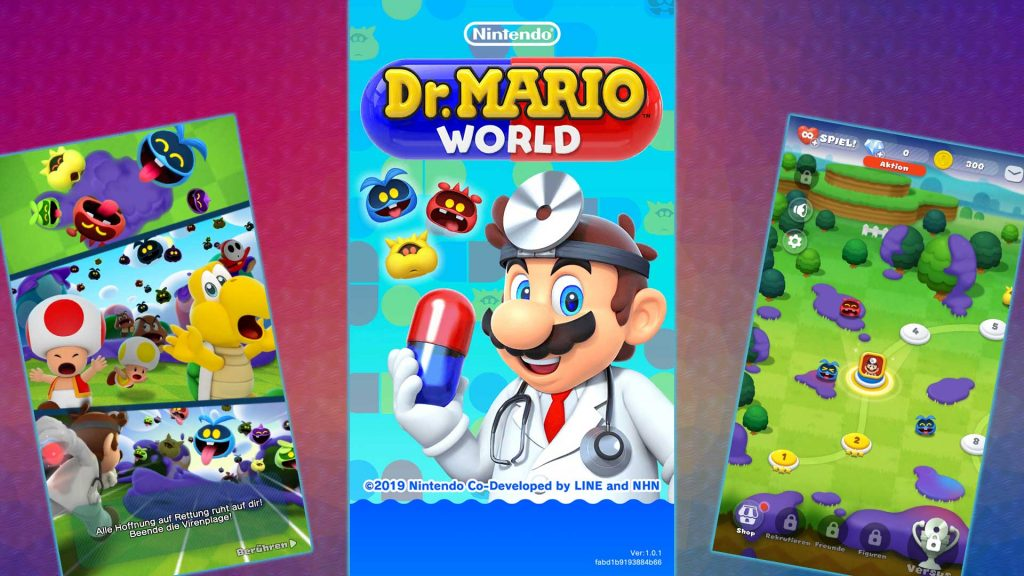 Dr. Mario World Beitragsbild ZoS Gaming
