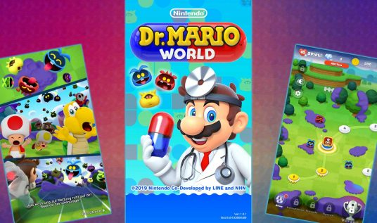 Dr. Mario World Beitragsbild ZoS Gaming