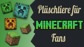 ZoS Gaming - Minecraft-Stofftiere